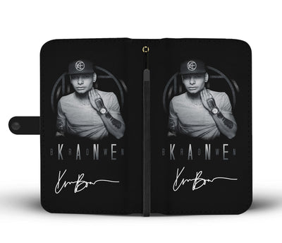 Kane Brown Wallet Case 2 - CreatedOn Disney