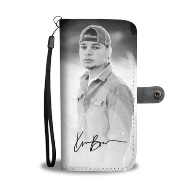 Kane Brown Wallet Case 3 - CreatedOn Disney