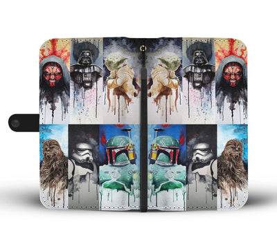 Star War Wallet Case 3