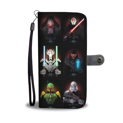 Star War Wallet Case 11
