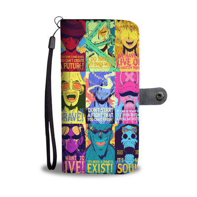 One Piece Wallet Case 13