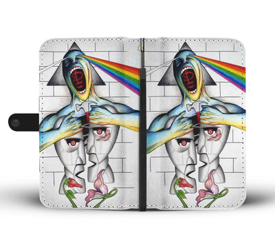 Pink Floyd - The Division Bell Wallet Case - CreatedOn Disney