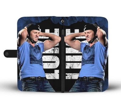 Luke Bryan Wallet Case 6 - CreatedOn Disney