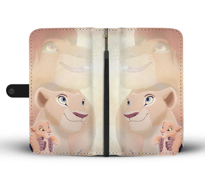 The Lion King Wallet Case 4