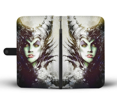 Maleficent - Disney Villains Wallet Case 20 - CreatedOn Disney