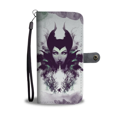 Maleficent - Disney Villains Wallet Case 21 - CreatedOn Disney