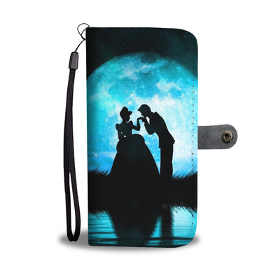 Cinderella Wallet Case 1