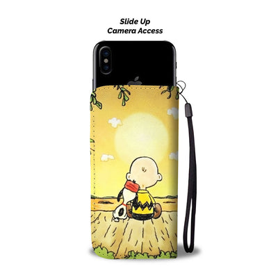 Snoopy Wallet Case 2
