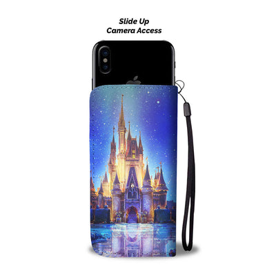 Cinderella Wallet Case 2