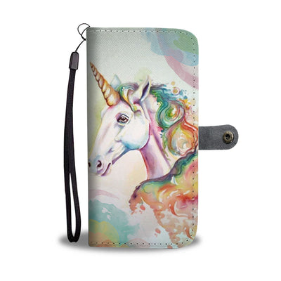 Unicorn Wallet Case 5 - CreatedOn Disney