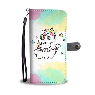 Unicorn Wallet Case 8 - CreatedOn Disney