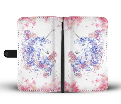 Unicorn Wallet Case 9 - CreatedOn Disney