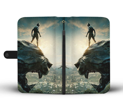 Black Panther Wallet Case 3 - CreatedOn Disney