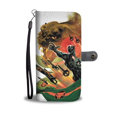 Black Panther Wallet Case 9 - CreatedOn Disney