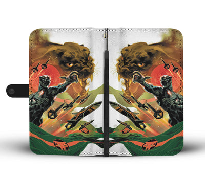 Black Panther Wallet Case 9