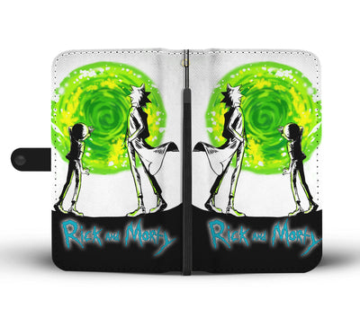 Rick and Morty Wallet Case 5
