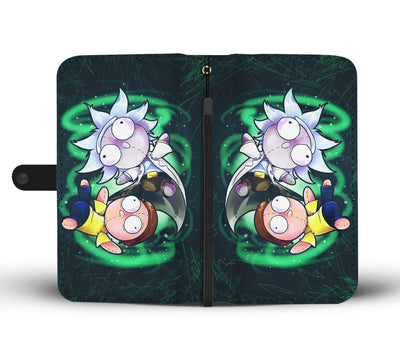 Rick and Morty Wallet Case 8