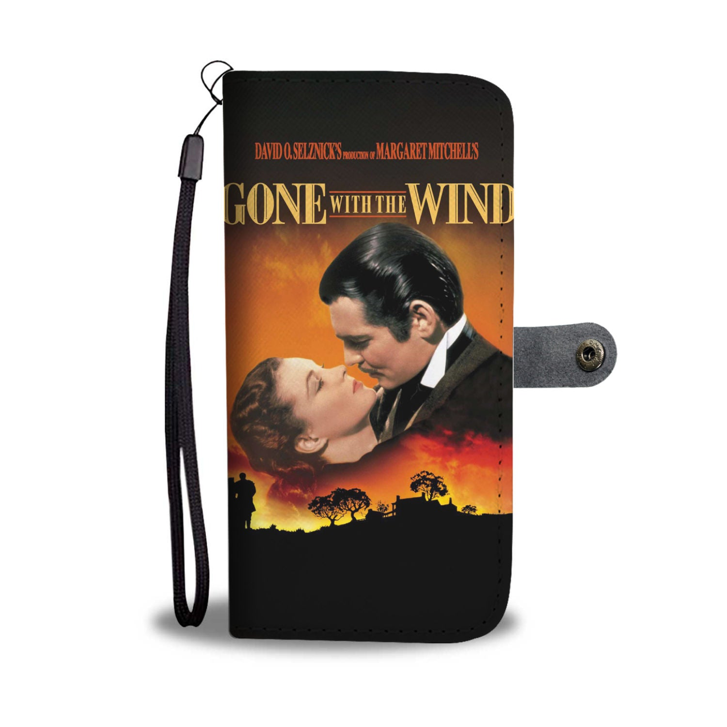 Gone with the wind Samsung S10 Case