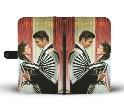 Gone With The Wind Wallet Case 3