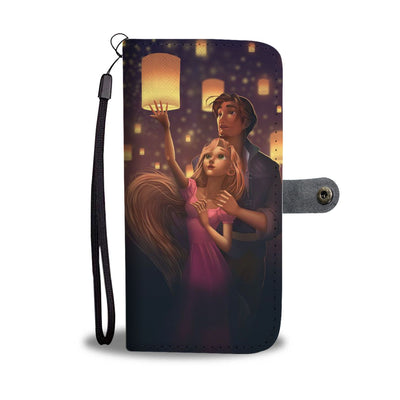 Rapunzel Wallet Case 1