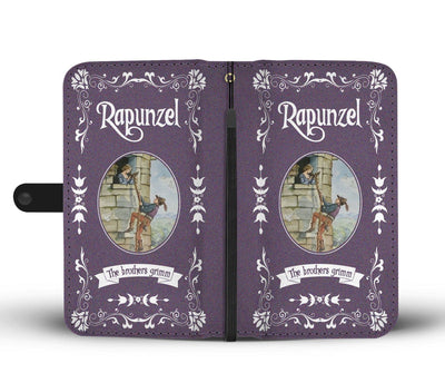 Rapunzel Wallet Case 4