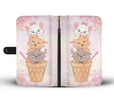 Aristocats Wallet Case 4 - CreatedOn Disney