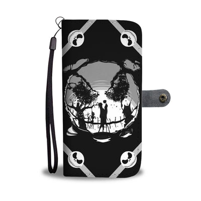Jack Skellington Wallet Case 3 - CreatedOn Disney