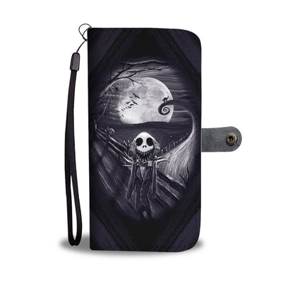 Jack Skellington Wallet Case 5 - CreatedOn Disney