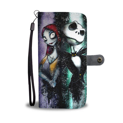 Jack Skellington Wallet Case 6 - CreatedOn Disney