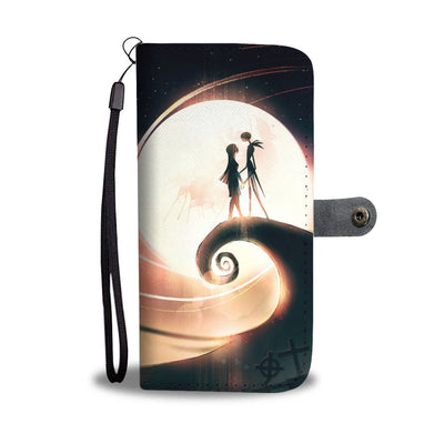 Jack Skellington Wallet Case 8