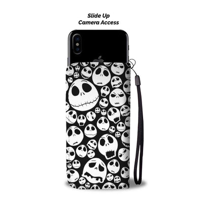 Jack Skellington Wallet Case 10 - CreatedOn Disney