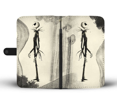 Jack Skellington Wallet Case 11 - CreatedOn Disney
