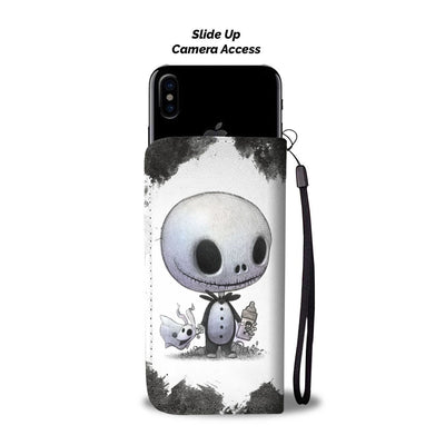 Jack Skellington Wallet Case 12
