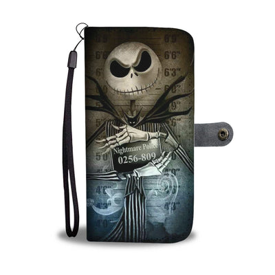 Jack Skellington Wallet Case 2