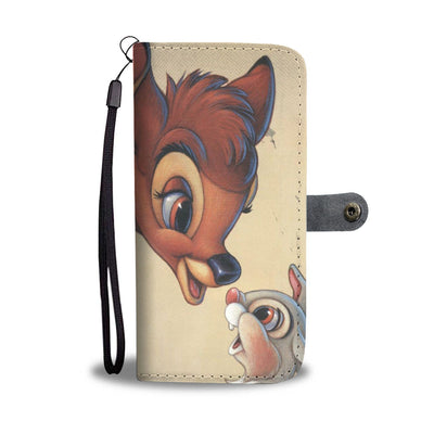 Bambi Wallet Case 1