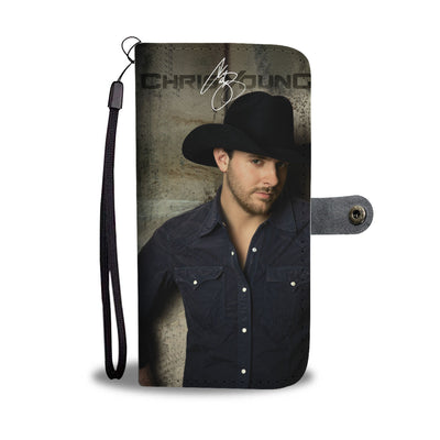 Chris Young Wallet Case 1