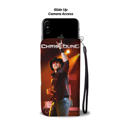 Chris Young Wallet Case 2