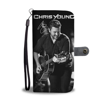 Chris Young Wallet Case 3