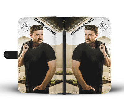 Chris Young Wallet Case 5