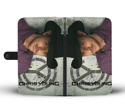 Chris Young Wallet Case 6