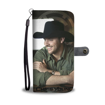 Chris Young Wallet Case 8