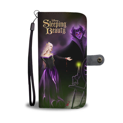 Aurora & Maleficent - Sleeping Beauty Wallet Case 4