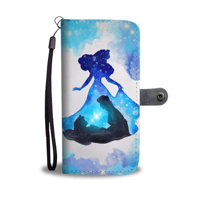 Aurora and Phillip - Sleeping Beauty Wallet Case 3 - CreatedOn Disney