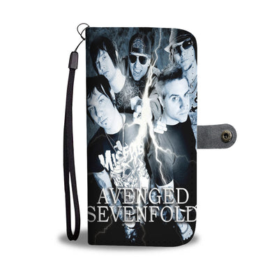 Avenged Sevenfold Wallet Case 6