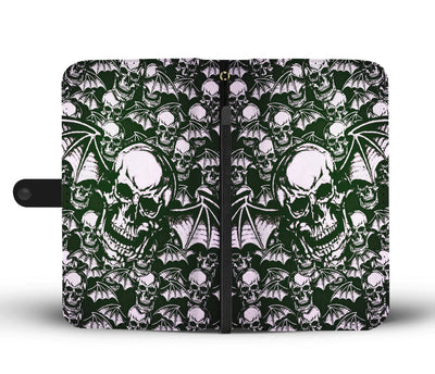 Avenged Sevenfold Wallet Case 7 - CreatedOn Disney