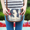 Beauty and the Beast Disney Saddle Bag 5