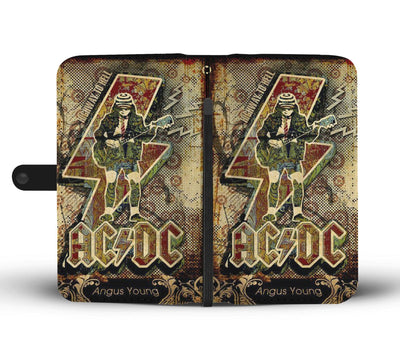 Angus Young - AC/DC Wallet Case 4