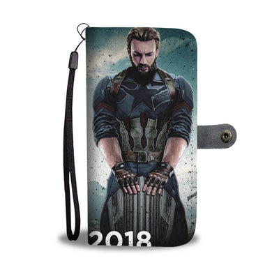 Captain America - Infinity War Wallet Case 4 - CreatedOn Disney