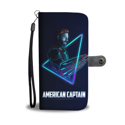 Captain American - Infinity War Wallet Case 5 - CreatedOn Disney