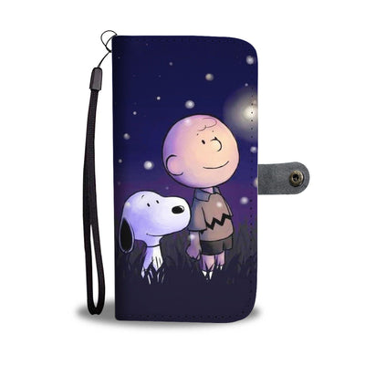 Charlie Brown & Snoopy - Snoopy Wallet Case 12 - CreatedOn Disney